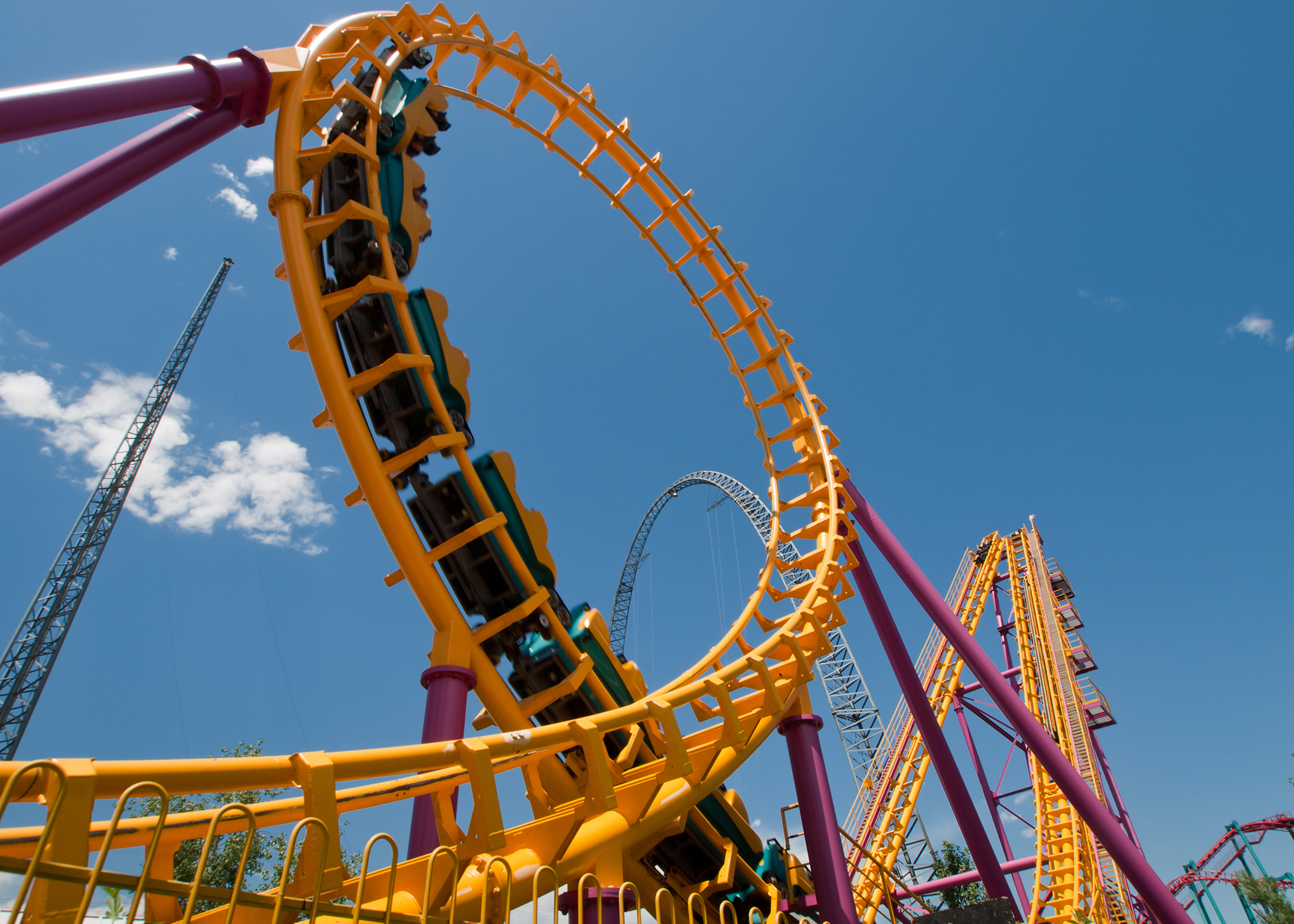 """six flags trip On may 30 st, the 8 th graders will be taking the annual trip to six flags to celebrate their """"graduation"""" from middle school this trip commemorates the celebration of the completion of."""